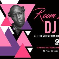 Q Club Presents The Room 2 Takeover  Bank Holiday Special