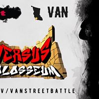 Red Bull Proving Grounds Versus Colosseum V (Event is 19)