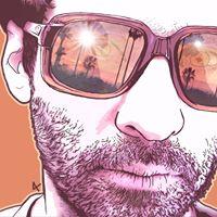 Zeid Hamdan [Live] at BOS  launch of new video