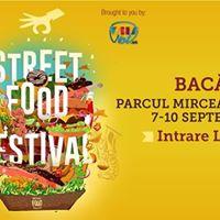 Street FOOD Festival - Bacu