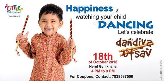 Dandiya Event at Nerul Gymkhana