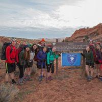 Recess Caving and Hiking