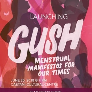 GUSH Book Launch and Reading Circle