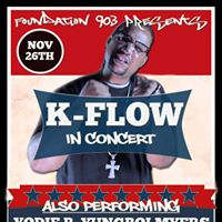 K-Flow  Foundation 11-26-15