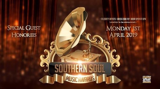 2019 Southern Soul Awards at TBA, Tennessee