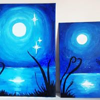 Oshawa Paint Night