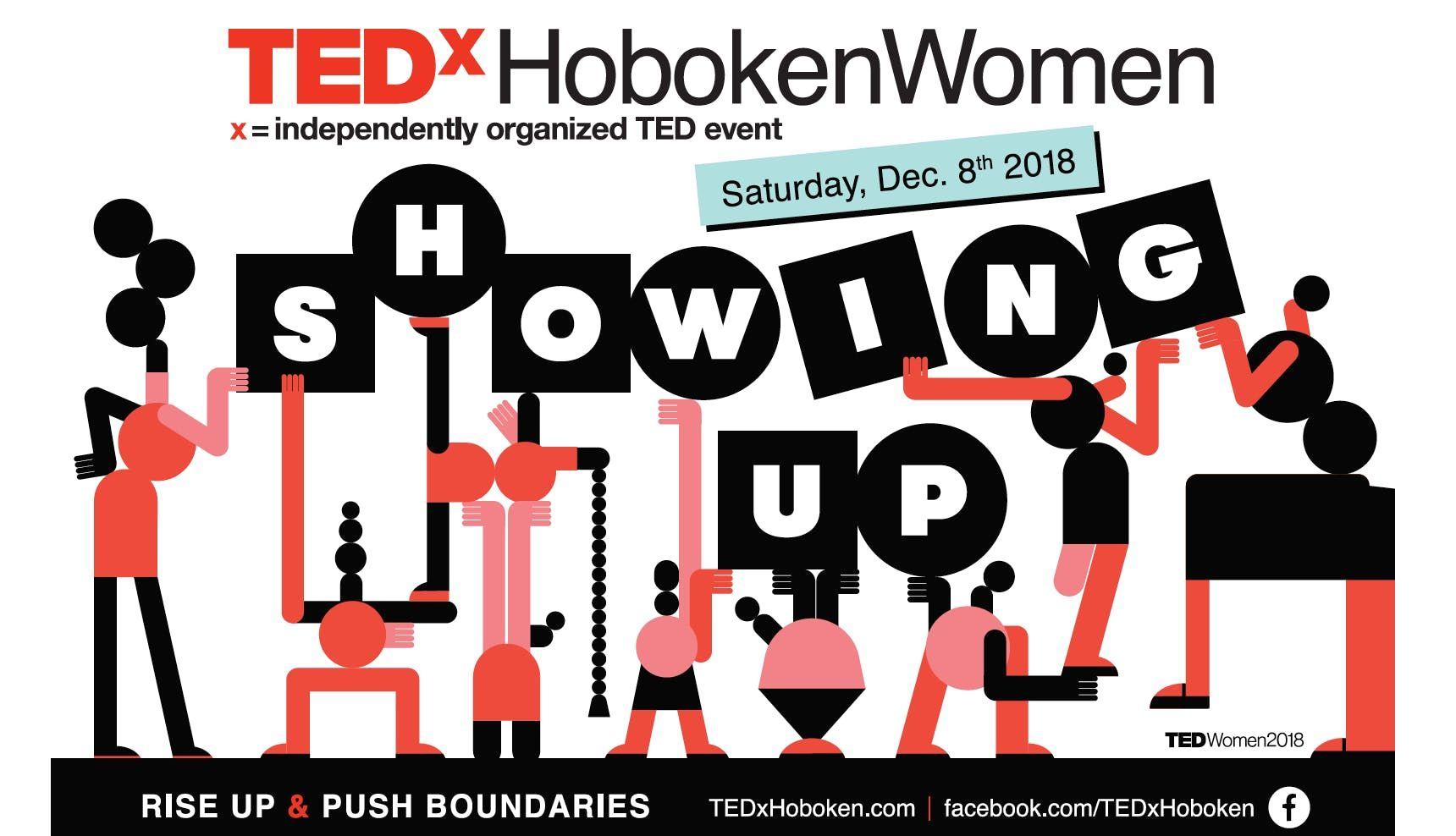 TEDxHobokenWomen 2018