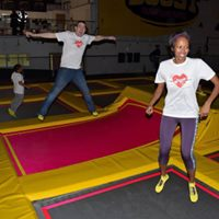 The Lewis Foundation Takeover Boost Trampoline Park Northampton