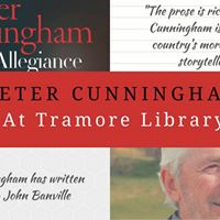 Peter Cunningham at Tramore Library