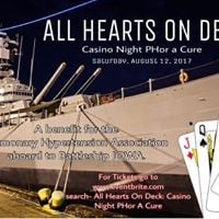 All Hearts On Deck Casino Night PHor A Cure