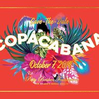 12th Annual Patty Brisben Foundation Gala Copacabana