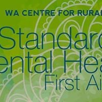 Standard Mental Health First Aid - 12 &amp 13 February 2018