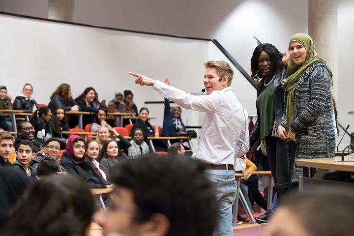Het Grote Jongeren Lijsttrekkersdebat