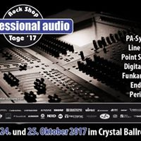 Rock Shop Professional Audio Tage 2017