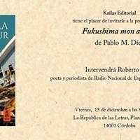 Presentacin de Fukushima mon amour de Pablo M. Dez