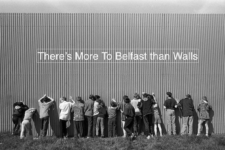 Alternative Troubles Tour - Theres More to Belfast than Walls