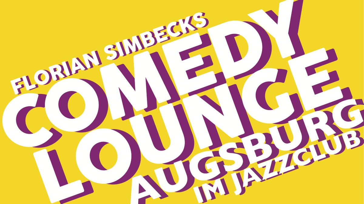 COMEDY LOUNGE AUGSBURG - VOL. 10