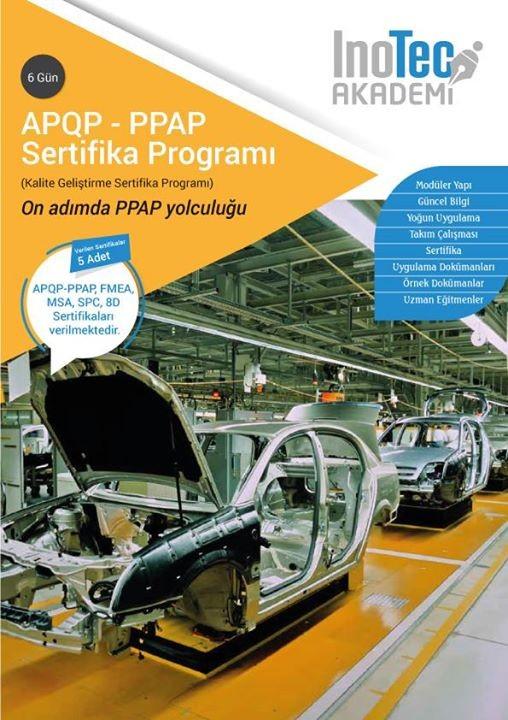 Apqp-Pppap Sertifika Program