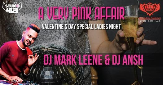 A Very Pink Affair  Valentines Day Special Ladies Night