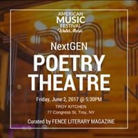 NextGEN Poetry Theatre