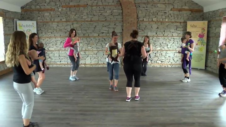 Salsa Babies Mississauga - Tuesday Afternoon Classes