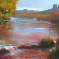 Paint Sedona with Michael Chesley Johnson