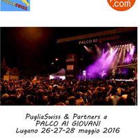 PugliaSwiss &amp Partners a Palco ai Giovani