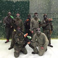 Paintball 16 years Open Session