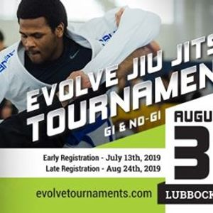Evolve Lubbock - 8/31/19 at Apex Event Center, Lubbock