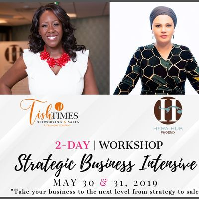 2 Day Strategic Business Intensive