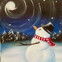 Holiday Paint Party