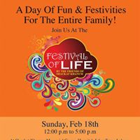 Festival of Life by the Friends of Shaukat Khanum