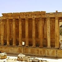 Baalbeck The City Of The Sun