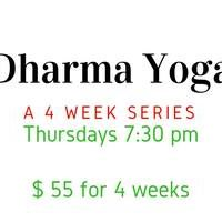 Dharma Yoga Asana Philosophy and the 8 Limbs of Yoga