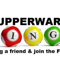 Tupperware Summer Spectacular Bingo Event