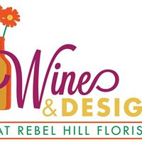 Wine &amp Design  Create a Rose Topiary to Celebrate Rose Month