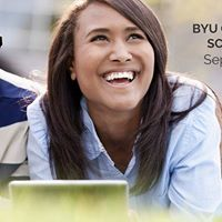 BYU Graduate School Fair 2017