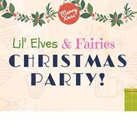 Lil Elves &amp Fairies Christmas Party