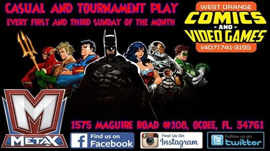 West Orlando Meta X League