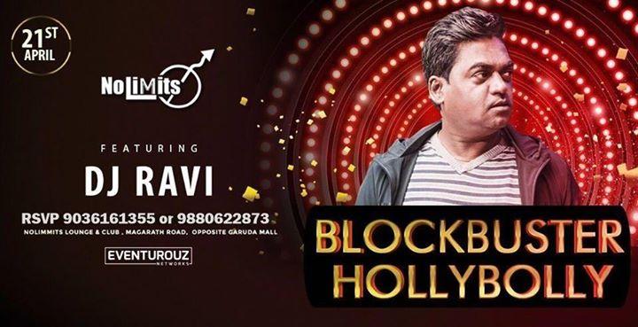 Saturday Blockbuster Holly-Bollywood Carnival at No Limmits