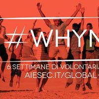 WhyNot become a Global Citizen