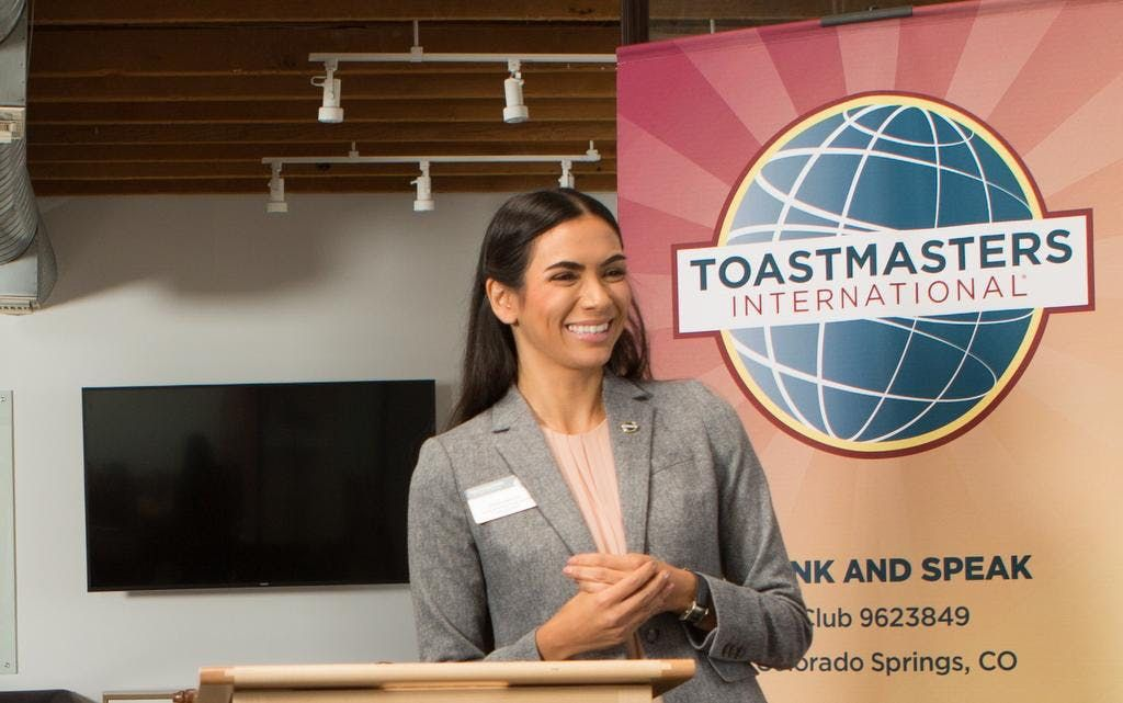 Toastmasters after 5