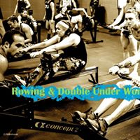 Rowing &amp Double Under Workshop with Coach Ryan