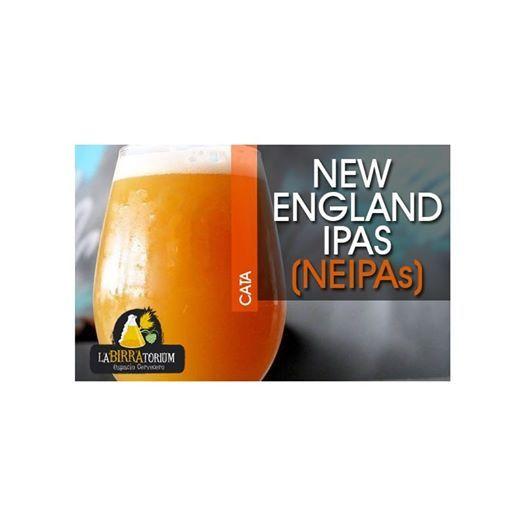 Cata de New England IPAs (NEIPAs)
