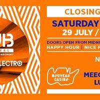 S.U.B Festival Closing Party  Special Nohell4electro