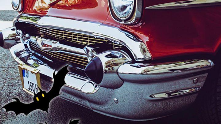 Optimal Cares Halloween Car Show At Bakersfield RV Resort - Bakersfield car show