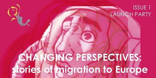 Shado Launch Party - Issue 1 Stories of Migration to Europe