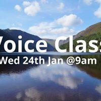 Voice Drop in Class
