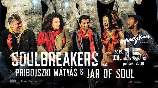 Soulbreakers feat. Pribojszki Mtys & Jar of Soul