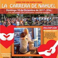 La carrera de Nahuel 5k